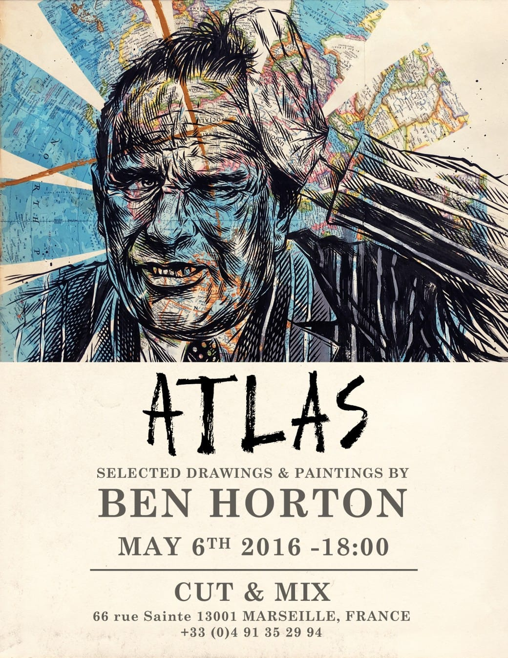 Atlas - Ben Horton